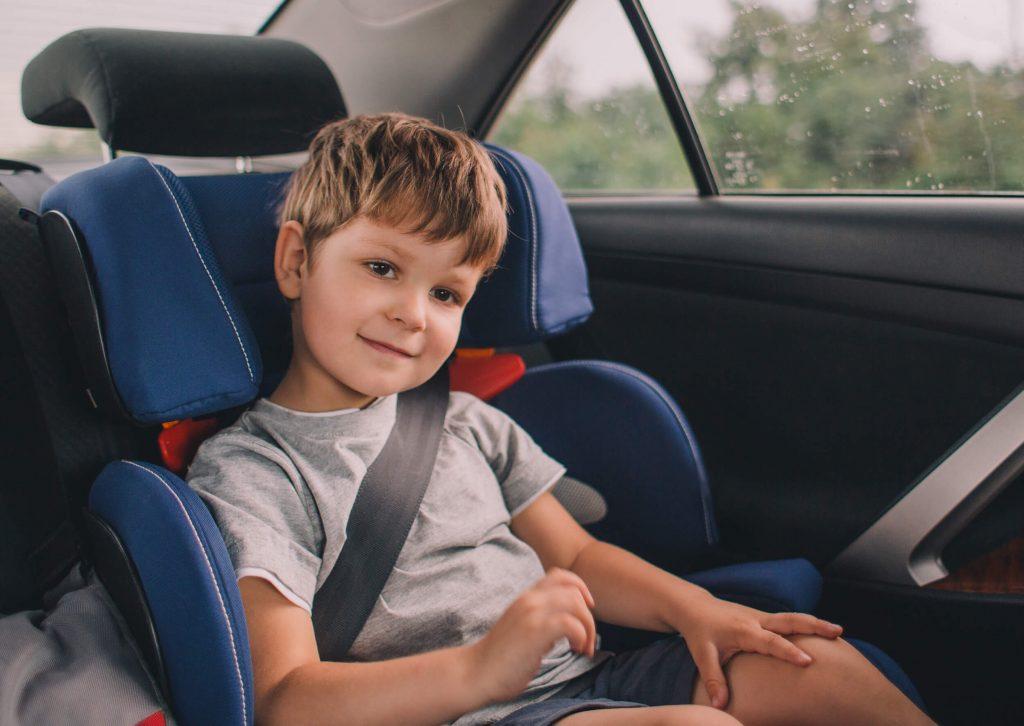 Cute-Little-Boy-In-A-Car-Seat