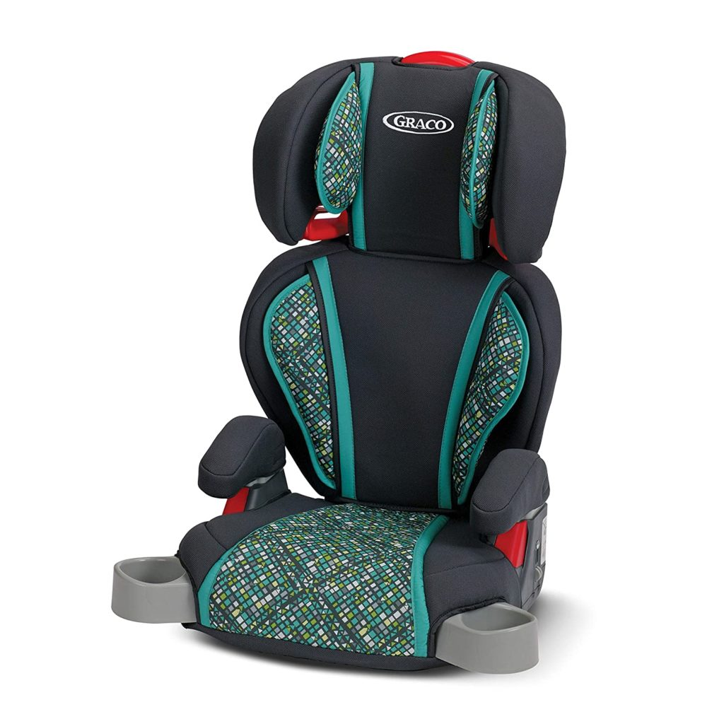 Graco Turbobooster high back seat