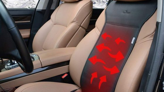 Warming Your Ride: Best Heated Car Seat Covers