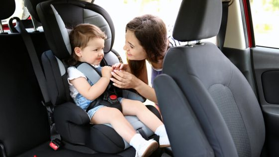 Always Safe! : 5 Car Safety Tips for Kids