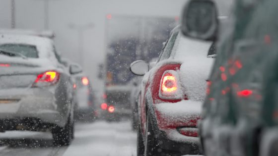 Winter Is Coming! – 5 Practical Tips For Safe Driving