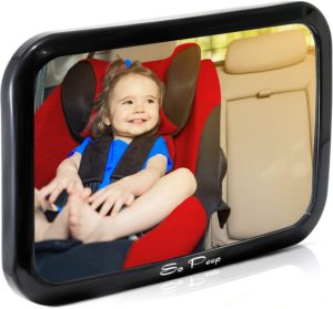 The Best Baby Car Seat Mirror Reviews [Keep Your Child In ...