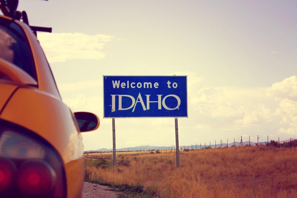 Welcome to Idaho