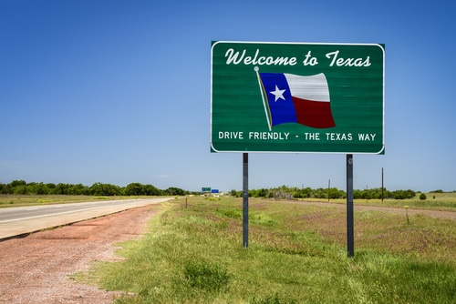 Welcome to texas